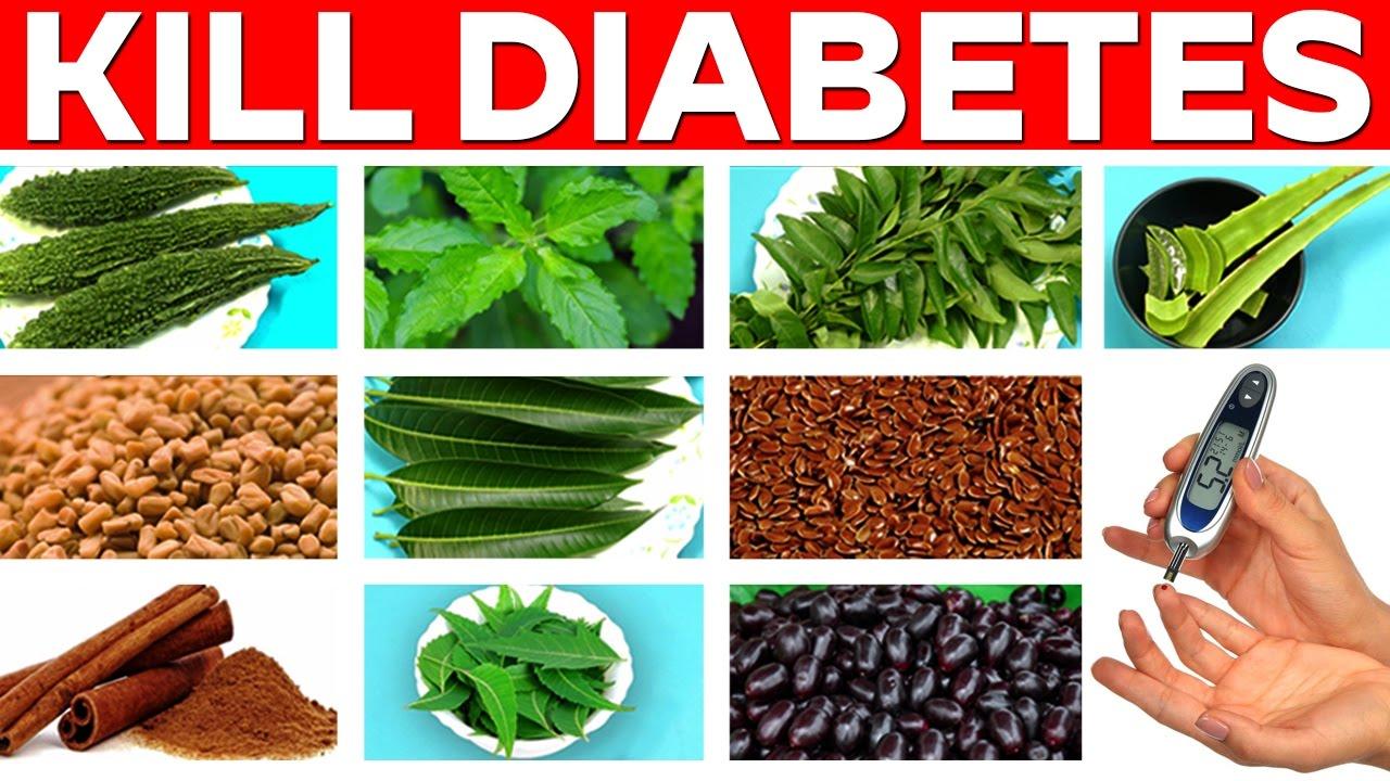 Top 10 SUPER FOODS for DIABETES Control - Health tips 2017
